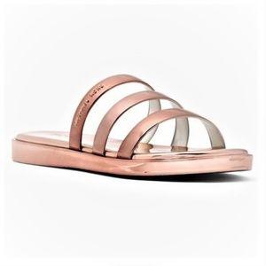 MICHAEL Michael Kors Keiko Slide Rose Sandal